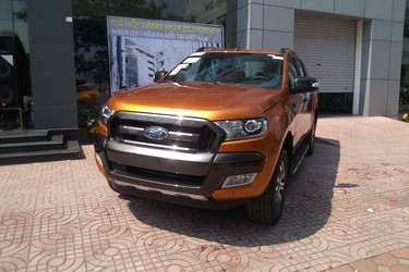 Ford Ranger Wildtrack 3.2l 2016