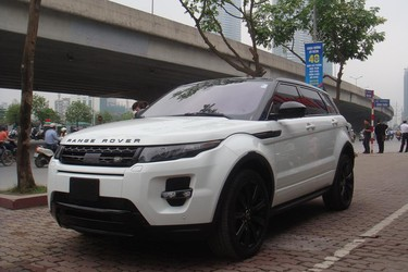 Range Rover Evoque Dynamic Black Edition Model 2015