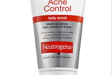 Neutrogena Facial Wash sữa rửa mặt Oil free Daily Scrub all in one Purifying deep clean hàng Mỹ chính hãng authentic