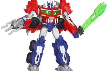 Robot Beast Hunter Optimus Prime Level 2 KN 4092