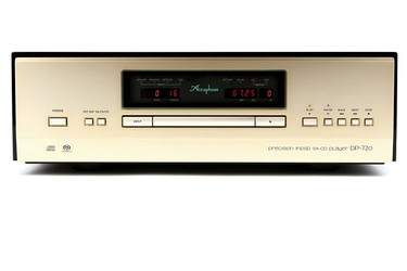 Đầu CD/SACD Hi end Accuphase DP 720