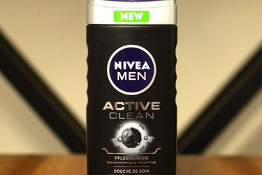 Sữa Tắm Nam Nivea Men Active Clean