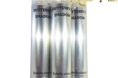 Gôm xịt toc Butterfly Shadow 320ml