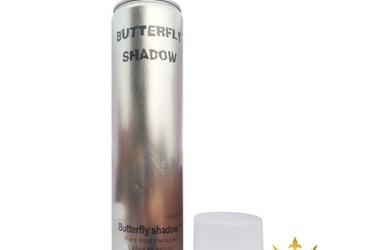 Gôm Xịt Tóc Buttterfly Shadow 600ml