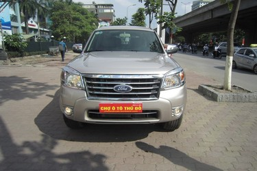 Bán xe Ford Everest 2012, 608 triệu