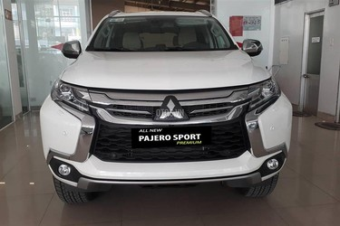 Pajero sport all new 09.22.22.54.54
