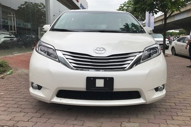 Toyota Sienna Limited 2018 Giao Xe Ngay