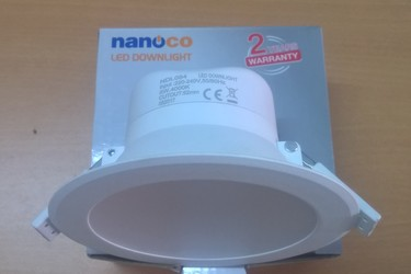 LED Downlight Nanoco NDL08