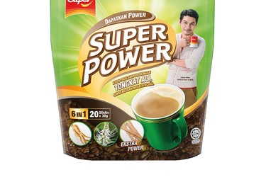 Cà phê Super Power Tongkat Ali 6in1 Coffee Men