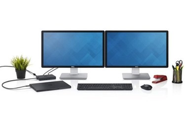 Docking Dell D3100, Dell Docking D3100, Dock Dell Ultra HD USB 3.0 D3100 ..New