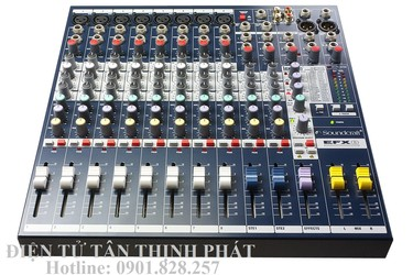 bán mixer soundcraft efx8