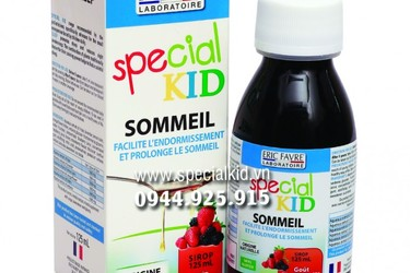 Special Kid Sommeil Ngủ ngon