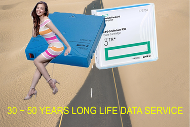 HPE LTO5 Ultrium 3TB Data Cartridge C7975A