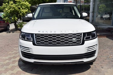 Land rover range rover HSE 2018 Màu Trắng