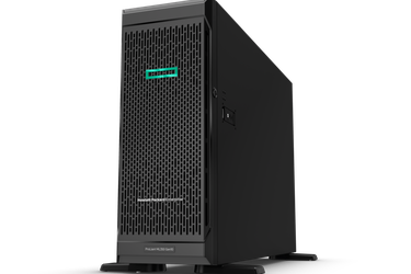HPE ProLiant ML350 G10 8SLFF, 4110 1P 8C, 16GB CTO Server Bundle