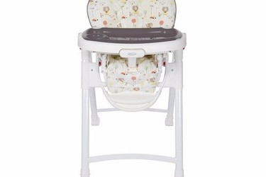 Ghế ăn Graco Contempo Ted And Coco 1987526 Trắng