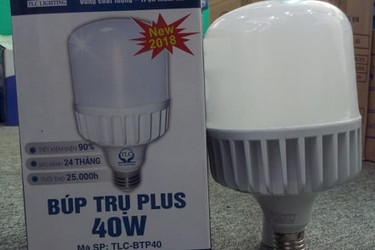 Bóng đèn Led Búp Trụ Plus TLC Lighting 40W