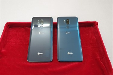 LG G7 ThinQ Dual sim 6Gb/128Gb Moroccan Blue