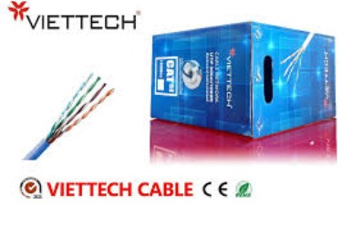 Cable Internet Viettech cat5e utp 0520