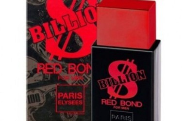 Nước hoa nam Paris Elysees Billion Red Bond 100ml