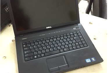 Laptop Dell Vostro V3500 Core i5/4GB/250GB/15,6ince/Vỏ nhôm