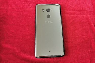HTC U11 Plus 2 sim translucent black 6Gb/128GB hàng Xtay bản Qte.