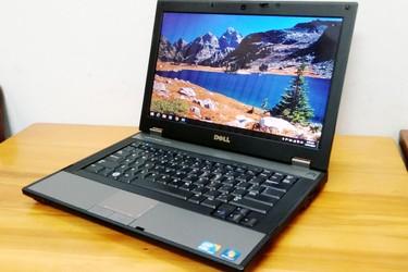 Laptop DELL gia re, Core i3, Ram4G, LED14 , Pin 2h30, Xài Tốt