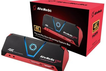 Card live stream avermedia gc513