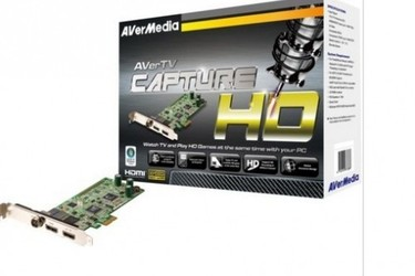 Card avermedia TV capture HD