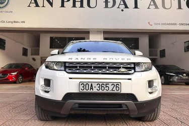 Landrover evoque prestige model2015