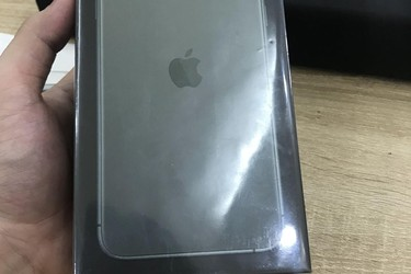 Iphone 11 Pro Max Xanh rêu 64gb full box 32tr