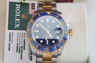 Shop Omega, Rolex Malaysia new fullbox 1.318USD còn 325USD