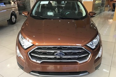 Ford Ranger, Ford Transit, Ford Ecosport, Fiesta, Focus giao ngay