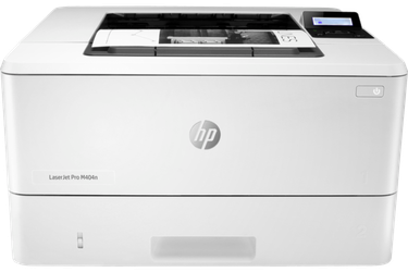 máy in laser đen trắng HP Pro M404dn in 2 mặt in mạng