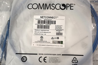 Cáp Lan CommScope/AMP Dây nhảy Patch Cord Cat6 2m 7 Feet