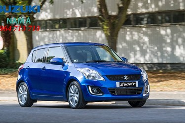 Suzuki swift GLX 2019