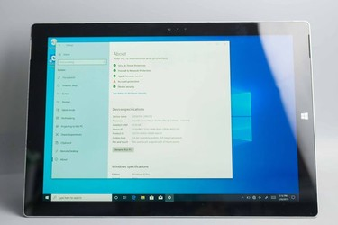 Surface pro 3 ssd 128gb core i3 ram 4gb 96% imi12167