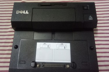 Docking Dell Pro3x E port dùng cho laptop Dell Latitude Preicision