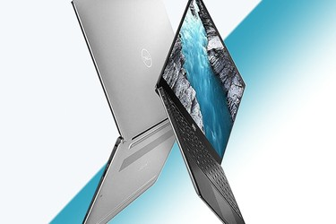Dell XPS 13 7390 Core I7 10710U 8G 512G 4K UHD Touch Win 10 13.3inch, Giá rẻ