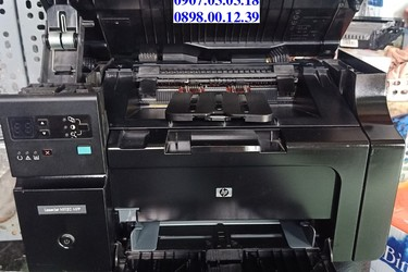 HP Laserjet M1132 MFP In Scan Copy