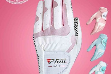 Găng tay golf nữ PGM ms. golf gloves ST018