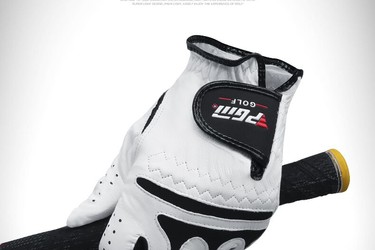 Găng tay da golf nam PGM golf imported sheepskin gloves