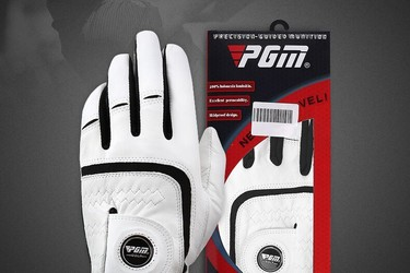 Găng tay golf mark bóng PGM gloves with marker ST021