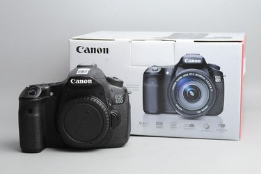 Canon EOS 60D Body Fullbox 96% IMI17678