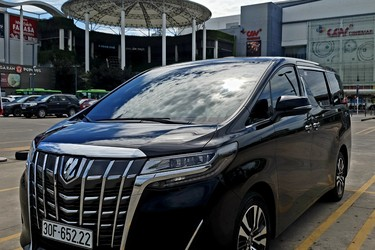 Toyota Alphard executive lounge 2018 2019