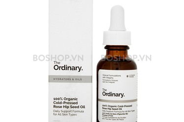 Tinh Dầu Dưỡng Da The Ordinary Rose Hip Seed Oil 30ml
