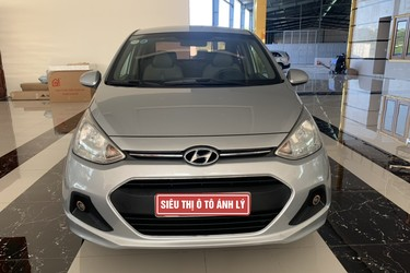 Bán Hyundai i10 Sedan 1.25 MT 2016