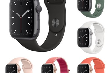 Đồng hồ Apple watch series 5 nhôm 40mm / 44mm GPS LTE