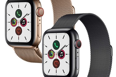 Apple watch thép series 5 44mm dây milan