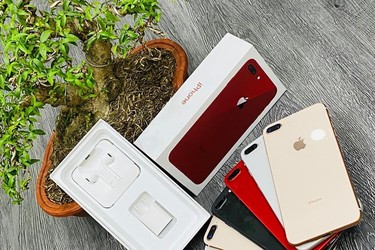 Sale iphone 8 plus 64gb chỉ 8.290k